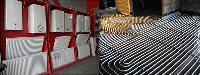 Image result for سیکل گرمایش و رادیاتور