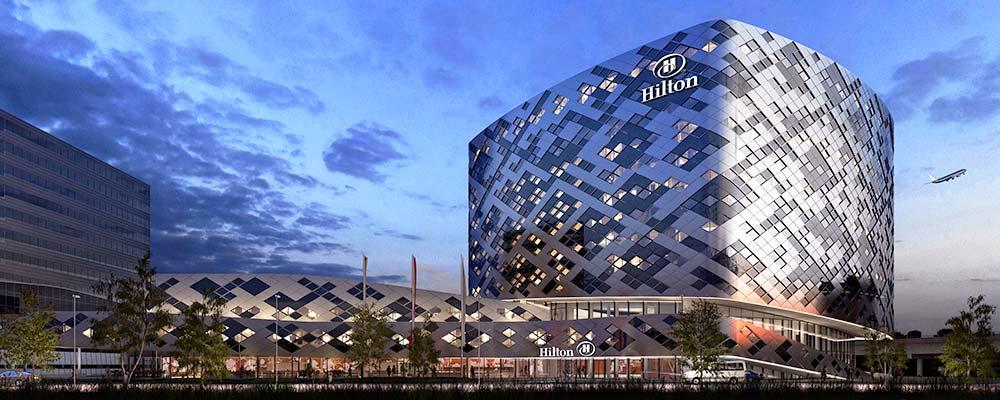 هتل هوشمند، هیلتون