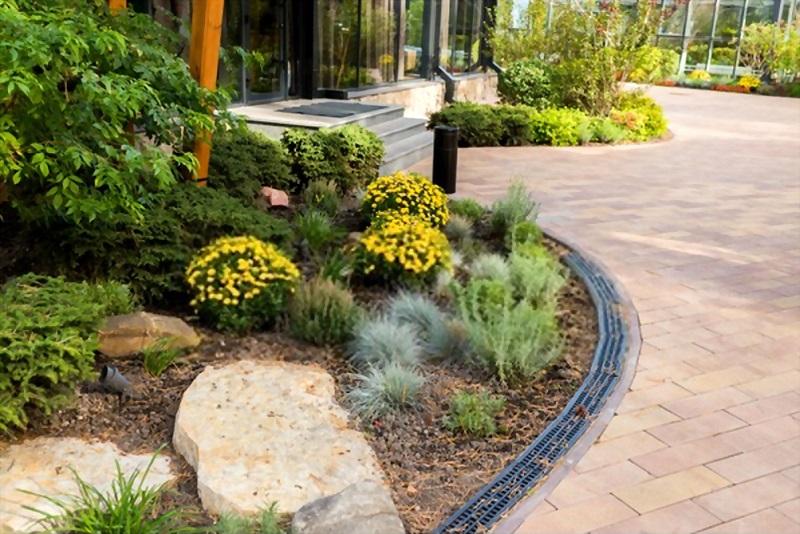 ایده طراحی فضای سبز