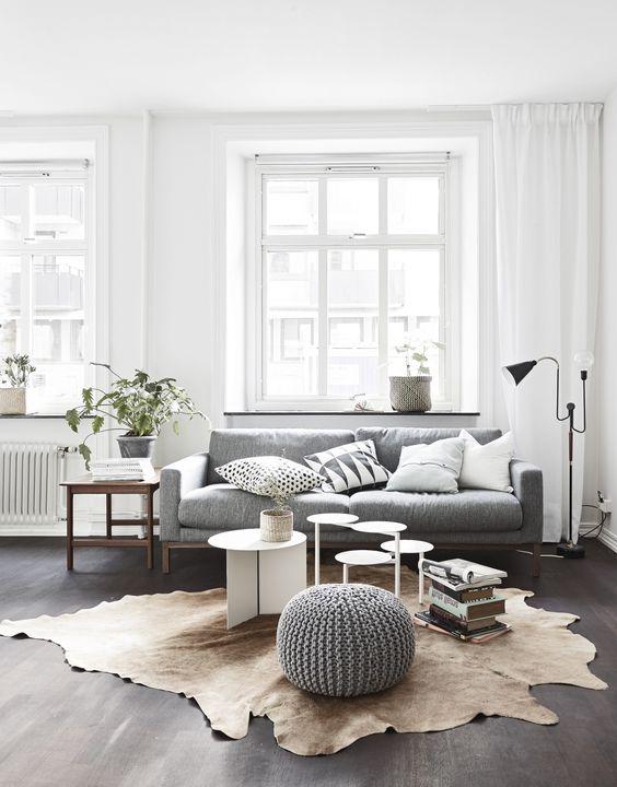 دکوراسیون داخلی منزل به سبک اسکاندیناوی