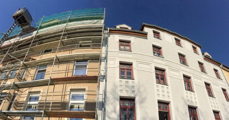بازسازی نمای سنگی ساختمان و اهمیت آن در بازسازی نمای بیرونی ساختمان