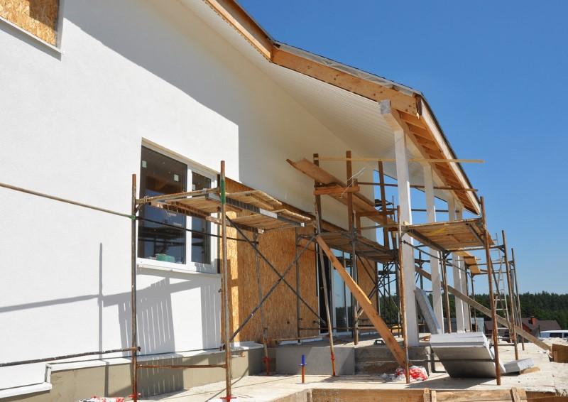 بازسازی نمای سیمانی و اهمیت آن در بازسازی نمای بیرونی ساختمان