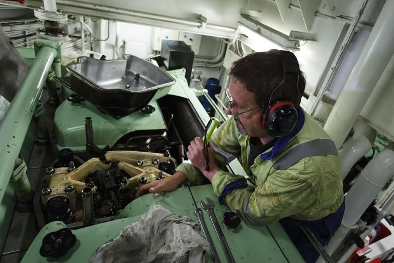 معمولاً چه بخش هایی از موتورخانه نیاز به سرویس دارد؟