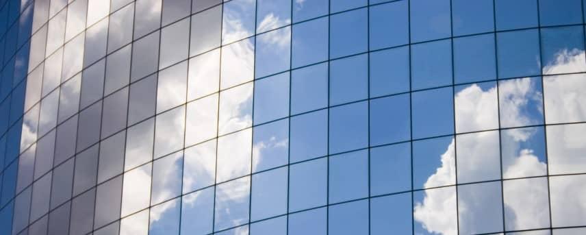 شیشه آینه ای (شیشه رفلکس یا انعکاس دهنده)