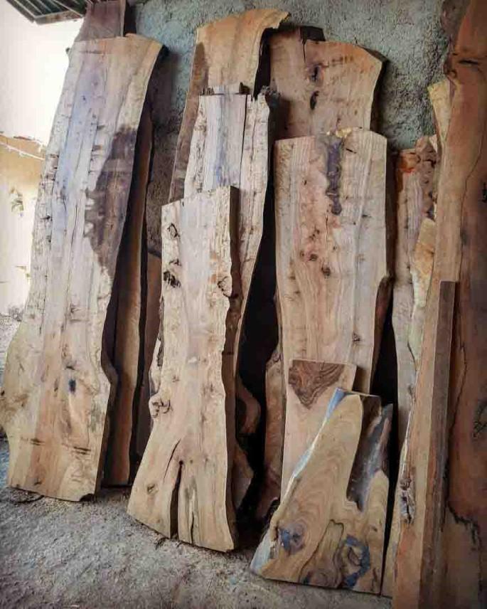 بهترین نوع چوب مبل