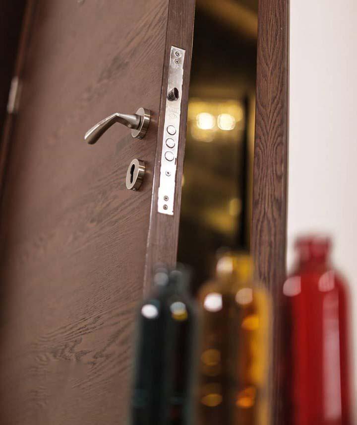 انواع قفل درب آپارتمان